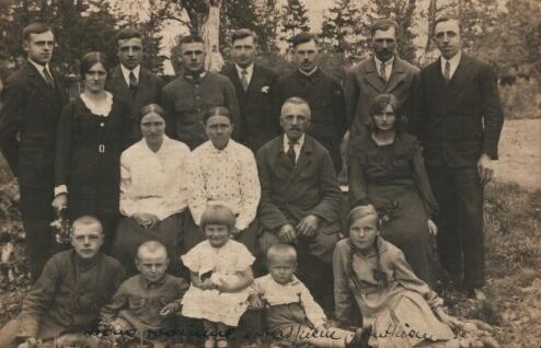 Rodzina Kalinowskich