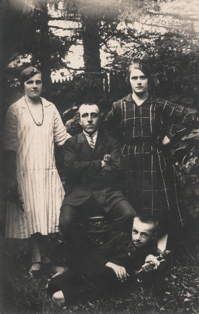 Rodzeństwo Kalinowskich